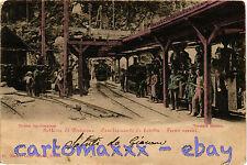 Traforo del Sempione,Verbania - Treno in Galleria - TS006