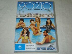 90210 - Season 1 - 6 Disc Set - Region 4 - VGC - DVD