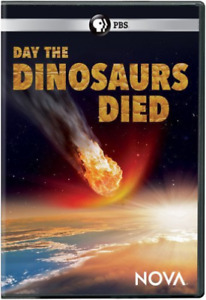 NOVA: DAY THE DINOSAURS DIED-NOVA: DAY THE DINOSAURS DIED (US IMPORT) DVD NEW