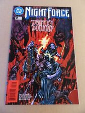 Night Force 2 . DC  1997 -   VF