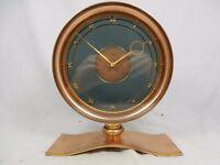 Rare / seltene KIENZLE Art Déco H. Möller design Tischuhr desk clock  serviced !