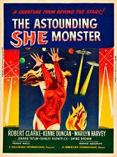 She The Astounding Monster