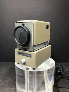 Minolta Mini 35 Slide Projector/Blower Unit. Vintage. Not Tested. See Desc JHB3