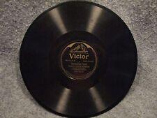 "78 RPM 10"" Record IRB Court Orchestra Serenade Falet & Toreador Et Victor 18058"