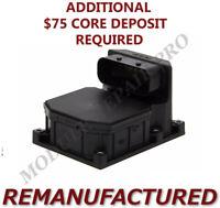 REMAN 1999-2001 BMW 740 ABS Pump Control Module 0265950001 DSC >EXCHANGE<