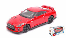 Nissan Gt-r 2017 Red 1:43 Model 30135R BBURAGO