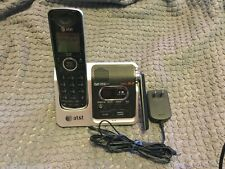 AT&T CL82450 DECT 6.0 Cordless Phone Handset, Main Base, AC Cord, Battery