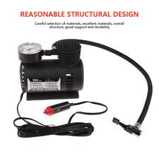 300 PSI Tire Inflator Car Air Pump Compressor Electric Portable Auto 12V DC Volt