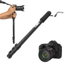 "Max 67"" Photo Lightweight Portable Monopod WT-1003 +Bag For Canon EOS Nikon DSLR"