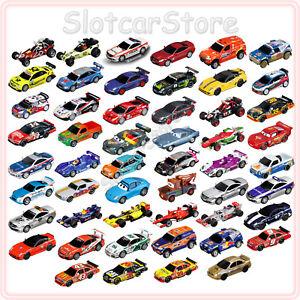 Carrera GO Auto Auswahl Sortiment 2011 2012 1:43 Slotcar GO Plus teilw mit Licht