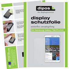 2x dipos Samsung Galaxy Tab Pro 8.4 T320 Protector de Pantalla protectores mate