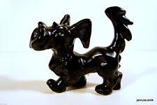 Zierporzellan & Figürliches mit Hunde-Motiv im Art Déco-Stil (1920-1949)