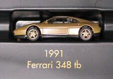 Herpa 1:87 FERRARI 348 TB 1991 D'ORO SERIE MODELLO TOP