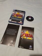 NINTENDO GAMECUBE ZELDA PROMOTIONAL DISC BOXED WITH MANUAL, RETRO GAME MINT