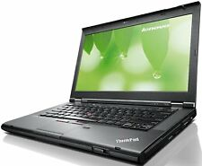 "Lenovo ThinkPad T430 14"" Rapide INTEL i5-3320M 2.60GHz 8 Go Ram 320 Go Disque dur Win10"