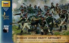 Zvezda 8045 - Russian Guard Heavy Artillery - 1:72