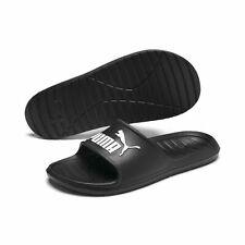 PUMA Men's Divecat v2 Slides Sandals (Men's Size 5, Black) *BRAND NEW W/ BOX*