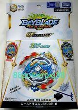 Takara Tomy Beyblade Burst GT B-133 DX Starter Ace Dragon .St.Ch ZAN US Seller