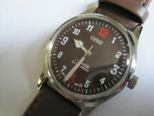 HYBRID VINTAGE DIAL ORIS MECHANICAL WATCH - FHW ST96 MOVT
