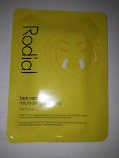 Rodial Bee Venom Moisturiser 5ml Micro-sting Patches 1 Pair