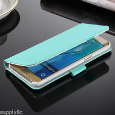 Flip Magnetic Leather WALLET Case Cover Stand For Samsung Galaxy S6 Ed