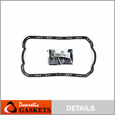 Oil Pan Gasket Fits 84-95 Honda Civic /Del Sol CRX Acura Integra 1.6L 1.5L 1.3L