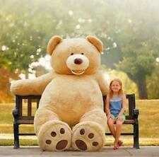 """102""""/260cm HUGE SUPER TEDDY BEAR(ONLY Skin without cotton ) PLUSH TOY SHELL"""