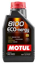 Motorenöl 8100 ECO-NERGY  5W-30 / MOTUL / 1 LIter