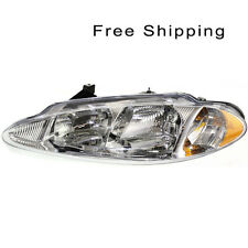 Halogen Head Lamp Assembly Driver Side Fits Dodge Chrysler Intrepid CH2502149