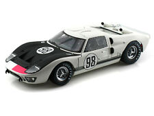 1966 FORD GT-40 MK II #98 WHITE DAYTONA WINNER 1:18 SHELBY COLLECTIBLES SC415