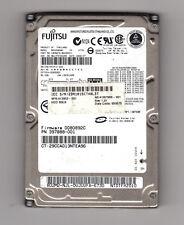 "Fujitsu 80GB SATA 2.5"" Laptop Hard Drive.  Scanned & Wiped."