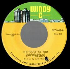 The Five Stairsteps The touch of you   Northern soul EX
