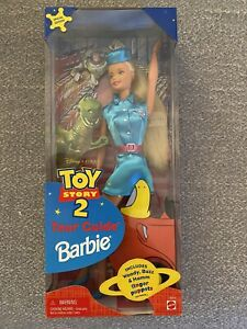 Disney Pixar Barbie Toy Story 2 Tour Guide Doll 1999 Special Edition NEW