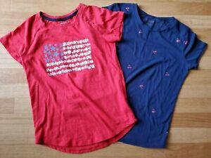 Girls Summer Shirts Short Sleeve