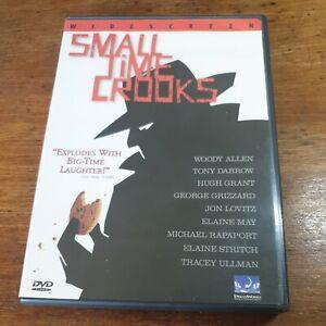 Small Time Crooks DVD (Region 1 USA CANADA)
