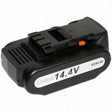 14.4V 4Ah Replacement Battery Compatible with Panasonic EZ9L40