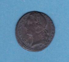 (ROY.13) LOUIS XV 1/10 ème D' ECU AU BANDEAU 1764  & (AIX) TTB+ (CASQUETTE) RARE