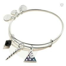 Alex and Ani Harry Potter Deathly Hallows Bangle Bracelet New In Gift Box