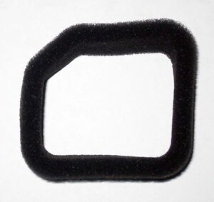 Foam Air Filter for RYOBI HOMELITE TORO CRAFTSMAN String Trimmer  560873001