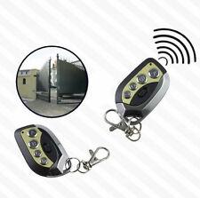 Telecomando Universale 4 canali/tasti.Cancello,cancelli automatici,433Mhz.Garage