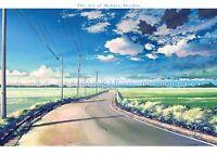 Sky Longing for Memories : The Art of Makoto Shinkai, Paperback by Shinkai, M...