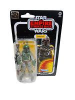 "Boba Fett Star Wars Black Series 6"" inch 40th Anniversary Figure Retro Kenner"