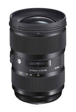 Sigma 24-35mm f/2 DG HSM Art Camera Lens for Nikon