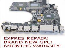 """APPLE MACBOOK PRO A1286 820-2915-A 15"""" 2011 LOGIC BOARD REPAIR - NEW GPU CHIPSET"""
