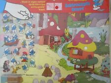 SCHTROUMPFS - SMURF DECALCOMANIES A SEC 1993