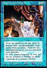 Rappel selon Hurkyl FBB 3ème bords noirs - Hurkyll's Recall  Magic Mtg - Fine