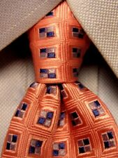 Thomas Pink Silk Pink Tie Made in England A4052