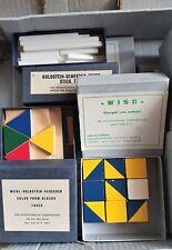 Test psicodiagnostici. Scala di intelligenza WISC + Goldstein scheerer test.