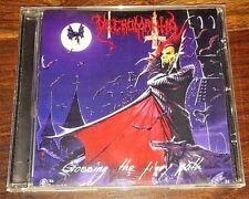 Necromantia - Crossing The Fiery Path CD Release Records RUSSIA 1998