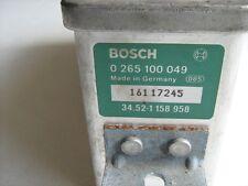 Boitier électronique module ABS BMW E34 E32 BOSCH 6452 1158958 0265100049